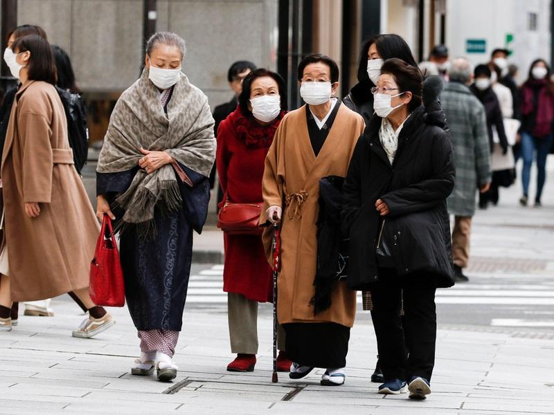 More than 1000 Coronavirus Cases in Japan, 12 Deaths