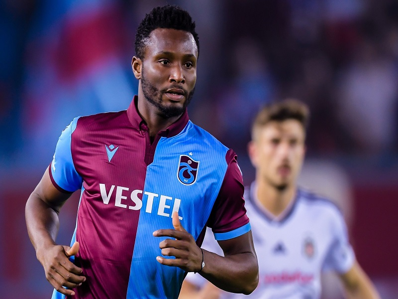 John Obi Mikel quits Turkish over Coronavirus fears