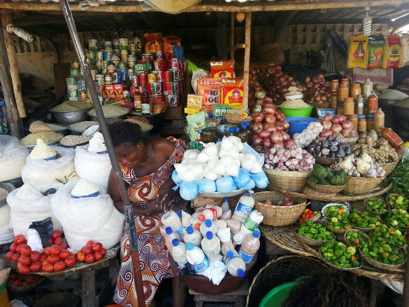 Nigeria faces high risk of food insecurity amid coronavirus spread in northern parts of the country