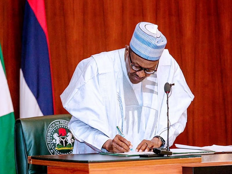 President Buhari Signs Order to Implement Financial Autonomy for States' Legislature, Judiciary