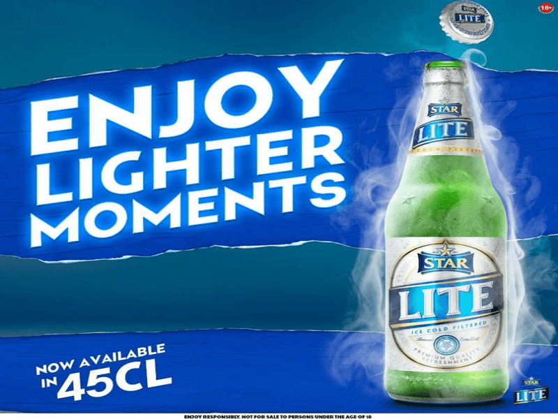 Star Lite launches new 45cl bottle