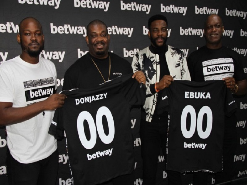 Betway Unveils Don Jazzy and Ebuka as Big Brother Naija Ambassadors