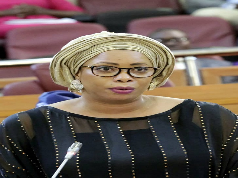 """Youths are always high on drugs when they come on Social Media"""" – Hon. Mojisola Alli-Macaulay"""
