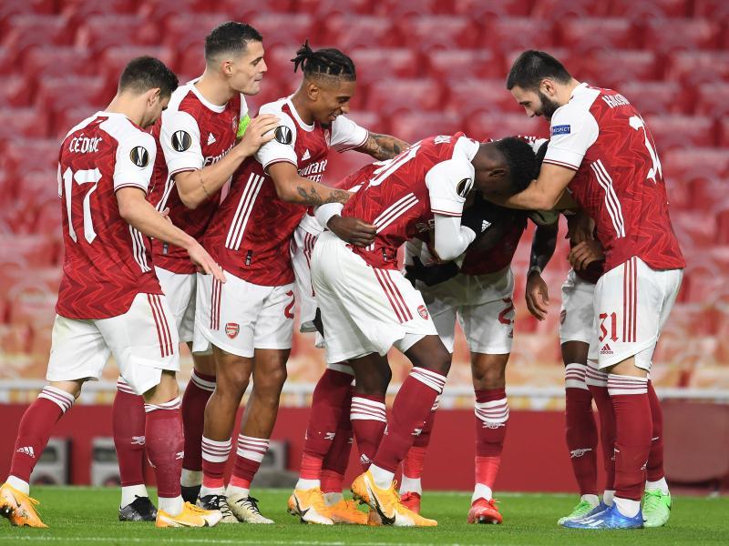 Europa League: Arsenal 3 – 0  Dundalik