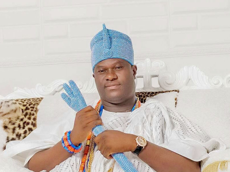 Ooni Of Ife Receives Imperial Royal Father Of The Year Awards