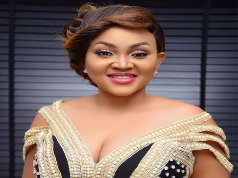 Mercy Aigbe finally debuts TV show on YouTube