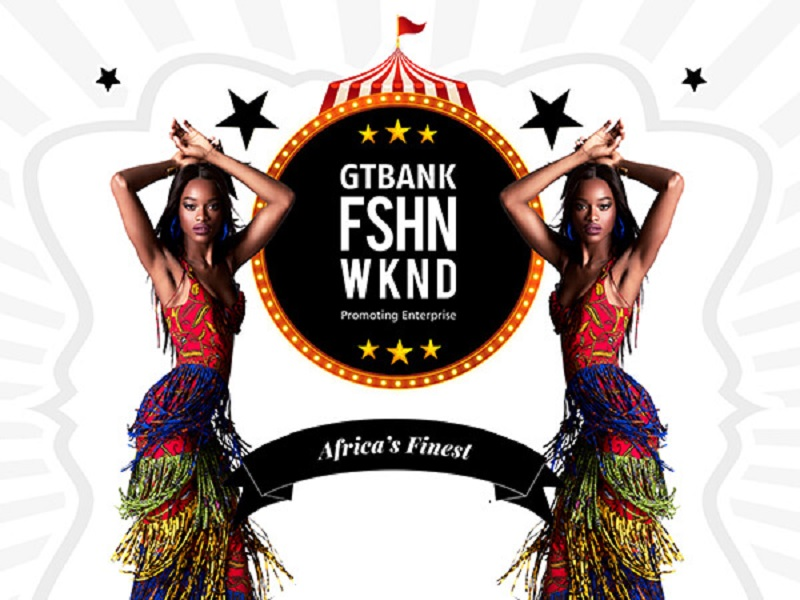 GTBank Fashion Weekend holds on the 14th and 15th of November, 2020