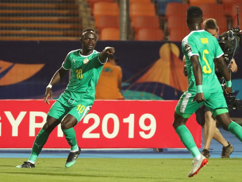 Senegal Became the First Country To Qualify For AFCON Finals