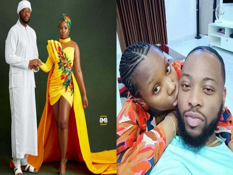 Teddy-A & Bam Bam Celebrates 1st Wedding Anniversary