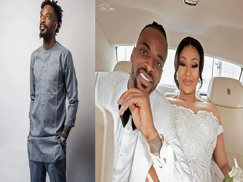 9ice Apologises To Wife