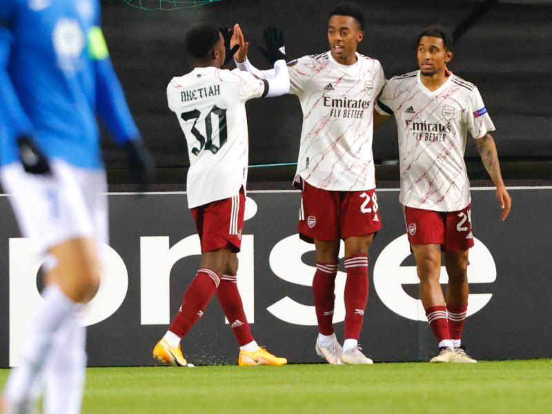Europa League: Molde Vs Arsenal 0 – 3
