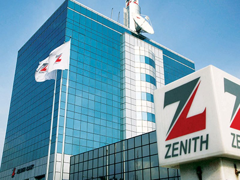 Zenith Bank Bags Number One Bank In Nigeria