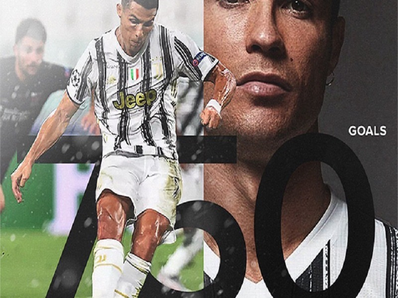 Cristiano Ronaldo Scores 750th Career Goal