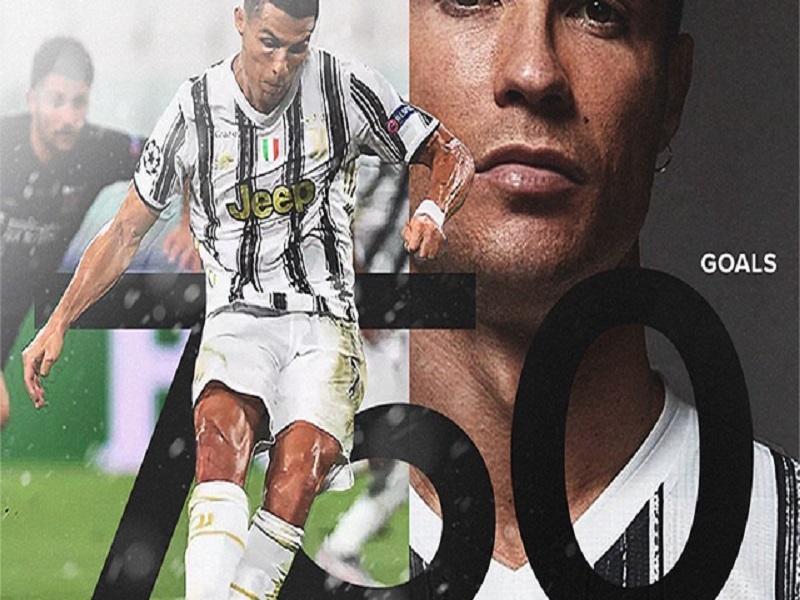 Cristiano Ronaldo Scores 750th Career Goal