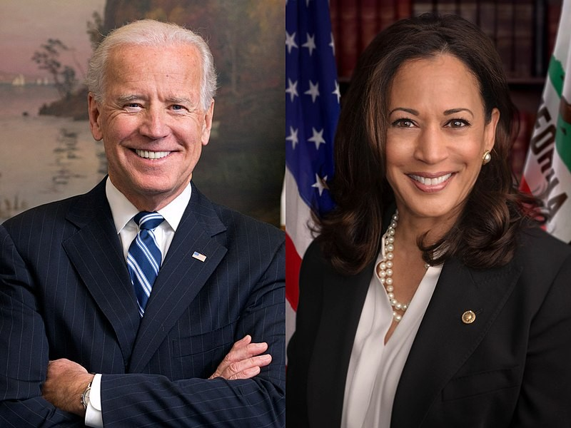 Joe Biden And Kamala Harris Named Time's Person Of The Year