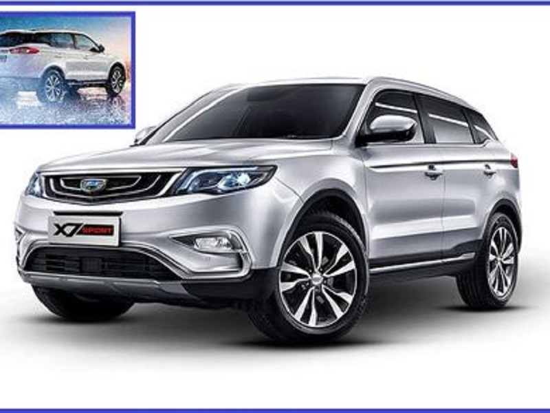 Mikano and its partner Geely set to launch new luxury SUV in Nigeria