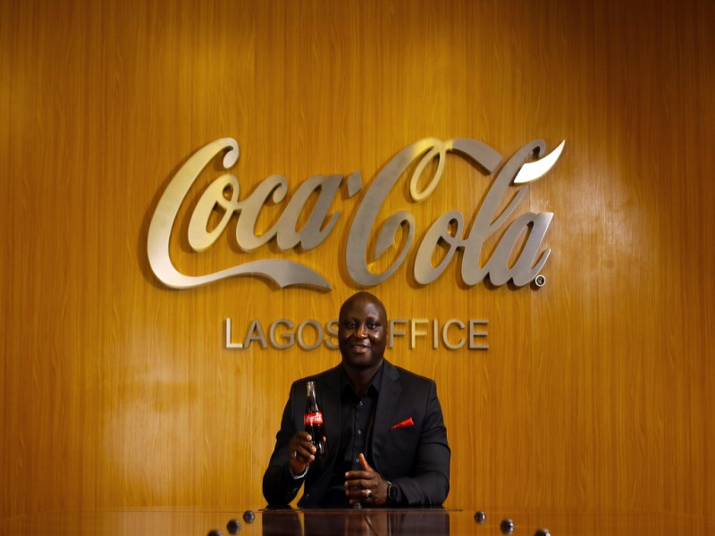 Coca-Cola announces Alfred Olajide as new Managing Director