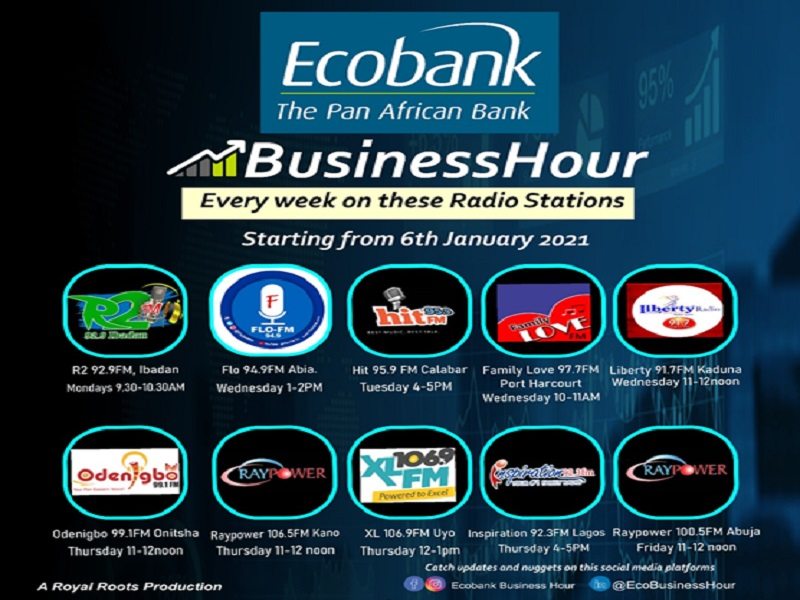 Ecobank Launches Radio Programme For SMEs