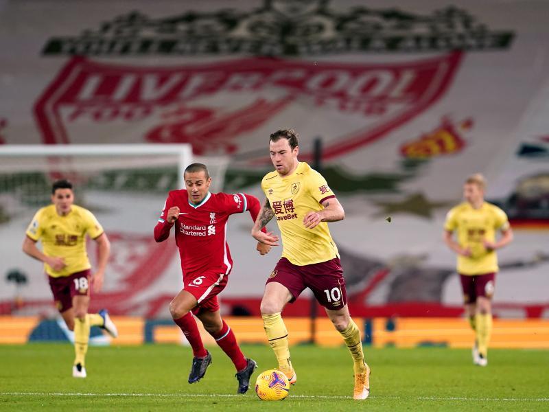 EPL: Liverpool Vs Burnley 0 – 1