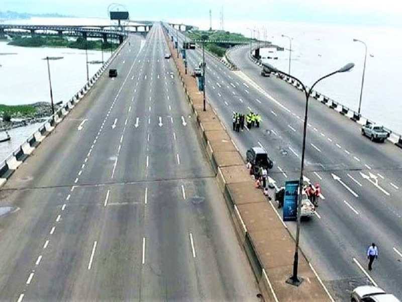 Third Mainland Bridge Reopens