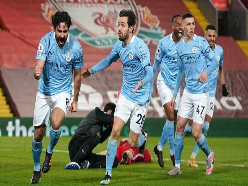 IIkay Gundogan's Double Sinks Liverpool