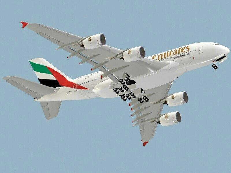 Emirates Airline To Start Airlifting Nigerian Passengers Effective From February 28