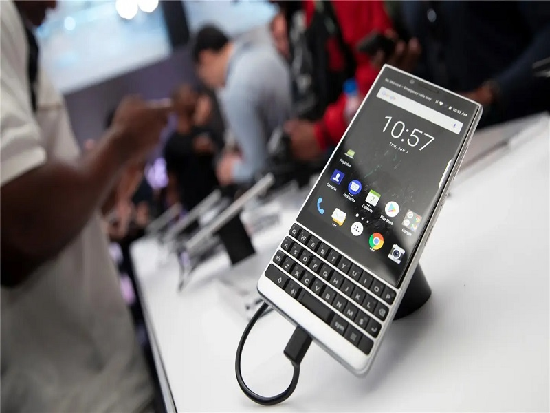 BlackBerry 5G Phone Set To Launch This Year