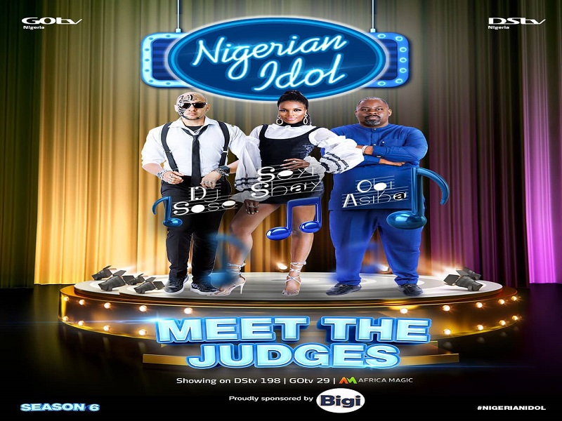 Nigerian Idol Season 6 Set To Start This March