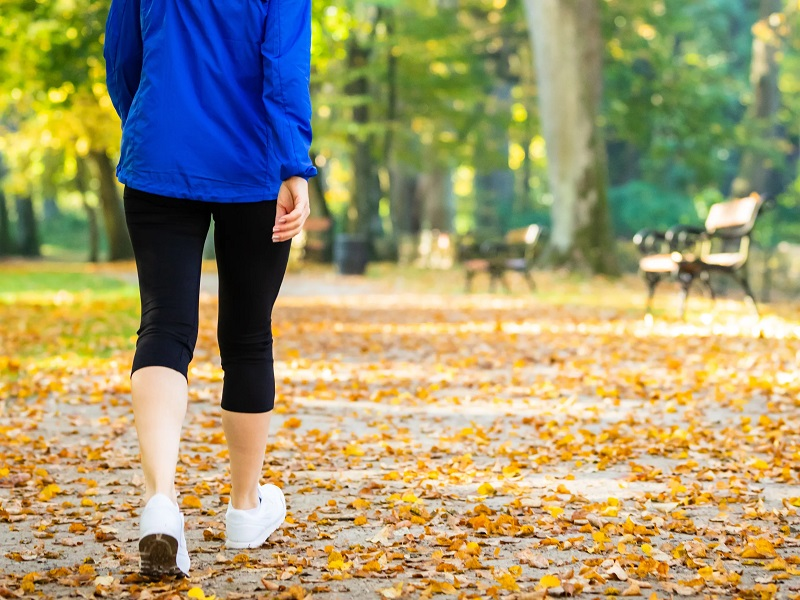 10 Benefits of walking 30 minutes a day