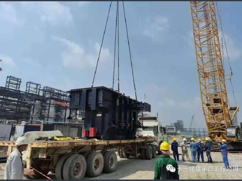 Dangote Refinery Completes The Installation Of All 18 Transformers