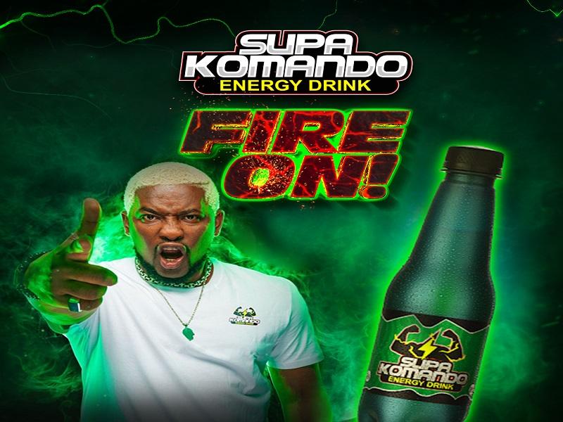 Supa Komando Unveils Energy Drink