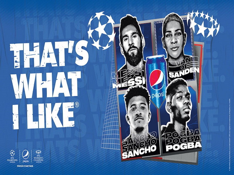 Pepsi Introduces New Global campaign
