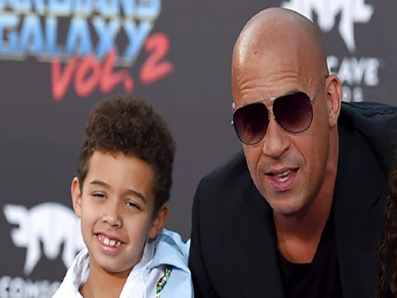 Vin Diesel's son to star in Fast and Furious 9