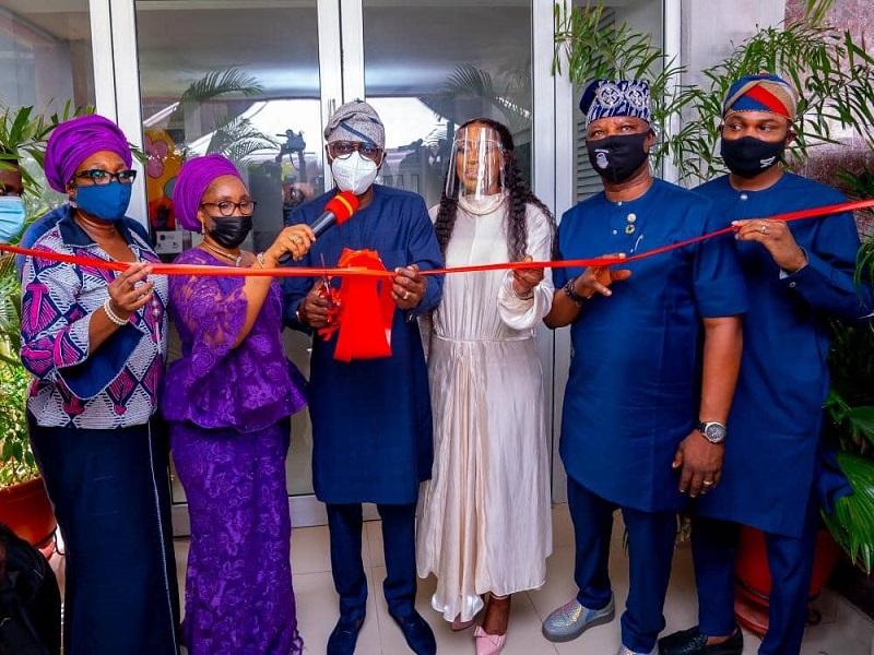 Sanwo-Olu launches ELCA to improve local film production capacity