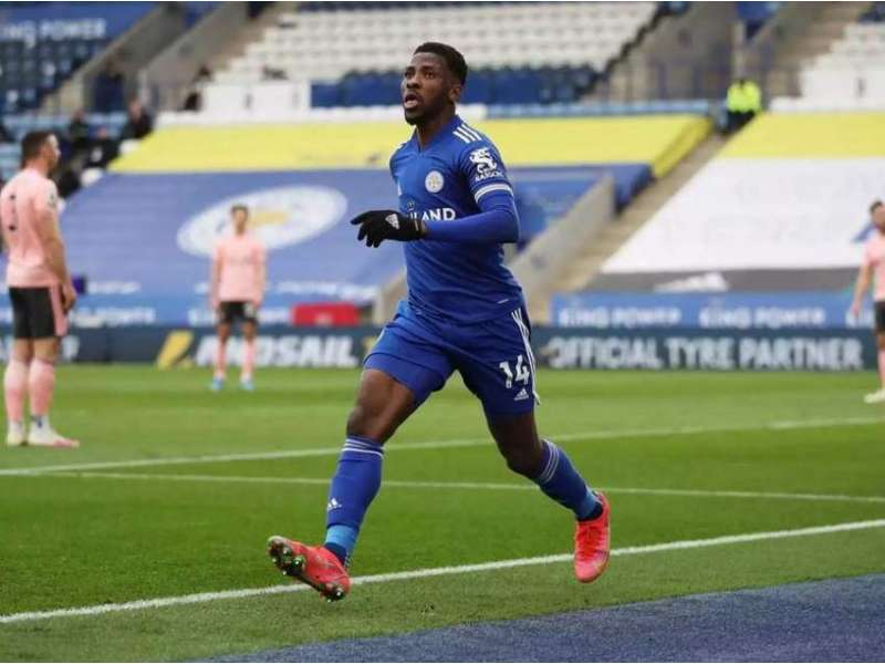 Iheanacho Signs New Contract