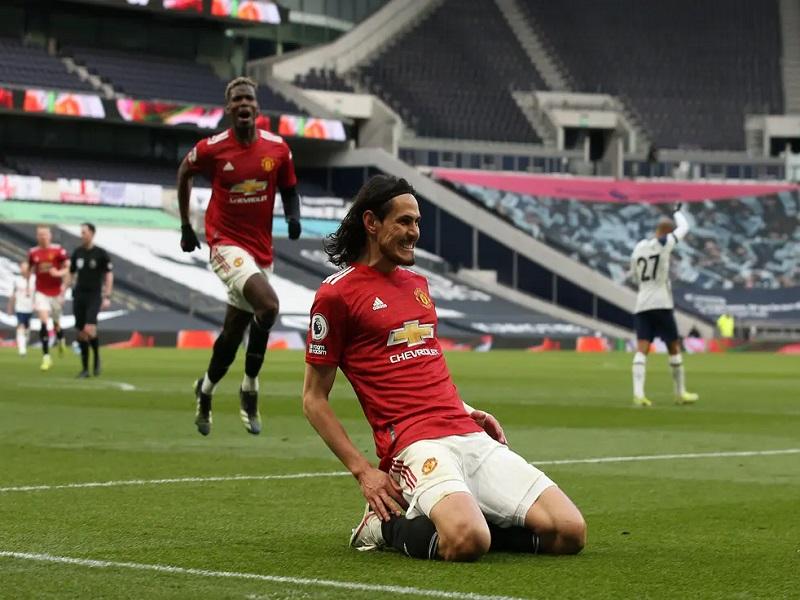 Man United beat Tottenham