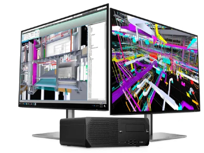 HP Unveils New Z Series Desktops With NVIDIAR Visual Experience