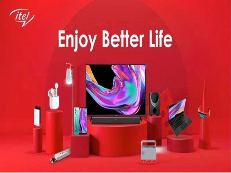 Itel Launches Ear Phones, Laptop, TV And A New Phone Into Nigerian Market