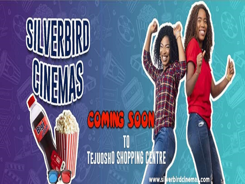 Silverbird Cinema Coming Soon @ Tejuosho Shopping Centre. Contract Sign Off Event Takes Place Today At Yaba