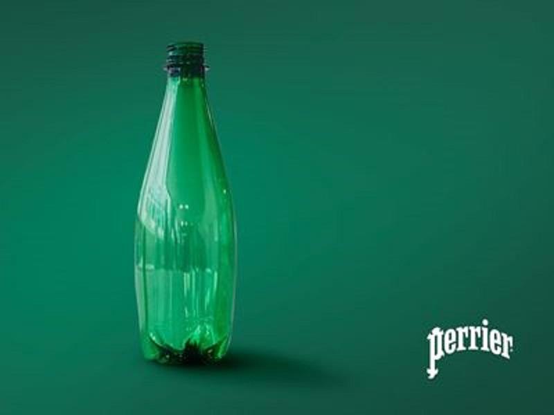 Nestlé Unveils Perrier® Water Bottles
