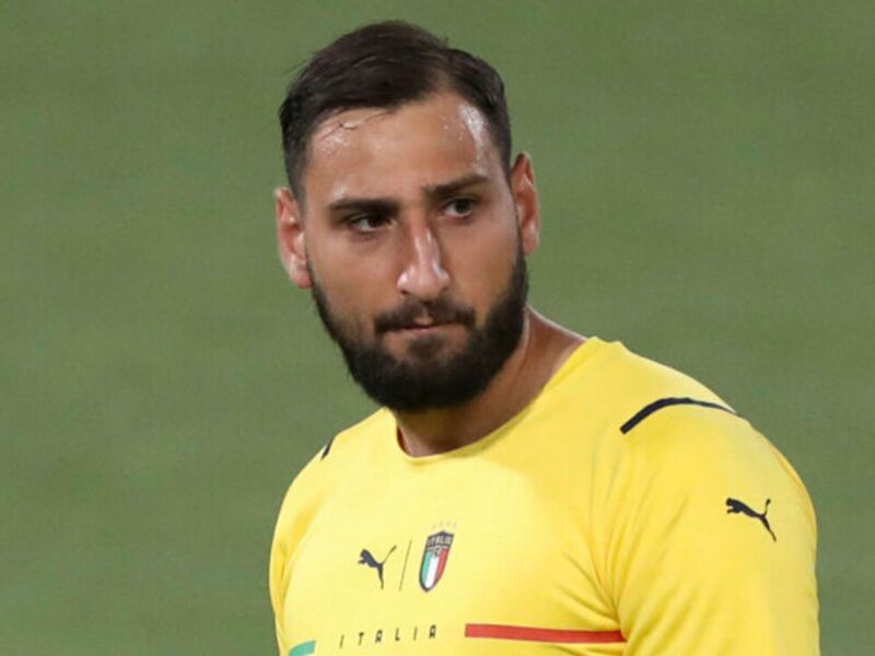 Gianluigi Donnarumma Named Player Of The Tournament