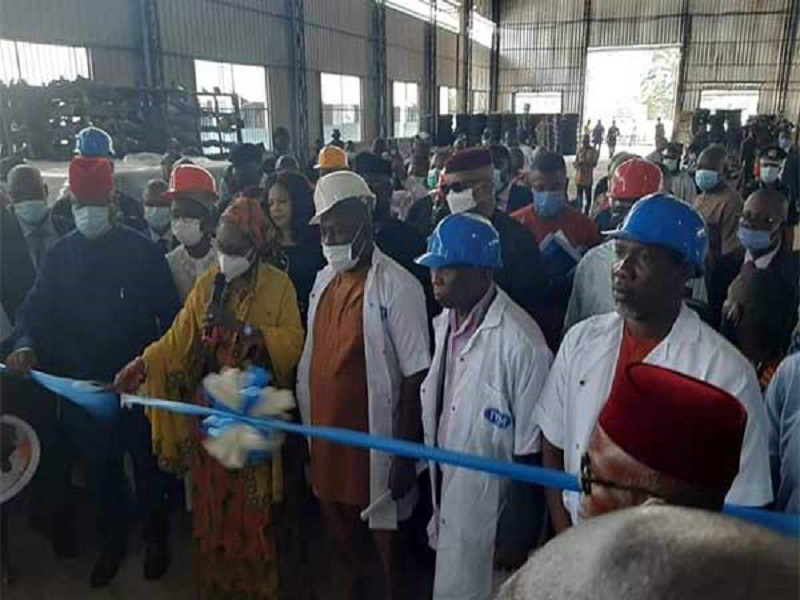 Innoson Launches Two Manufacturing Plants And One Automated Robotic Spraying Booth