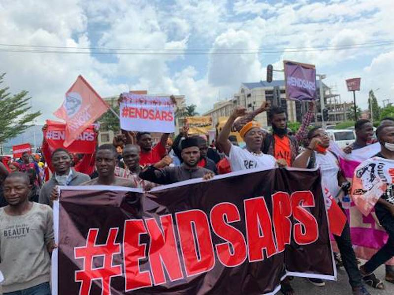 #EndSARS anniversary: Police occupy Lekki toll gate, others, activists set for protest