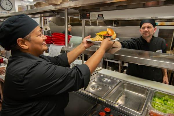 Healthy meals at Aurora on France in Edina, Minnesota