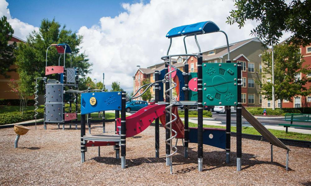 Playground at Vista at Lost Lake