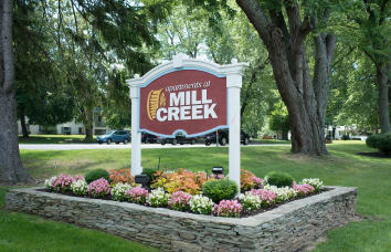 Mill Creek Apartments is a nearby community of Loudon Arms Apartments
