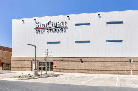 View of facility at StorQuest Self Storage in Denver, CO