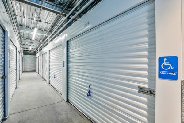 Interior of StorQuest Self Storage in Arvada, Colorado
