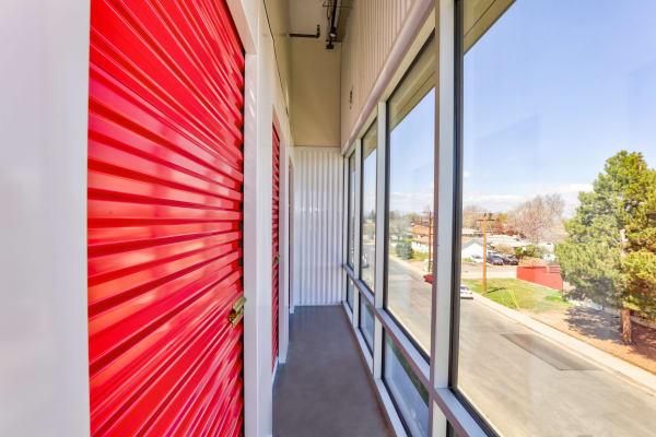 Interior unit at StorQuest Self Storage in Denver, Colorado
