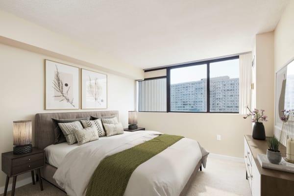 beautiful bedroom at 10 Lisa in Brampton, ON
